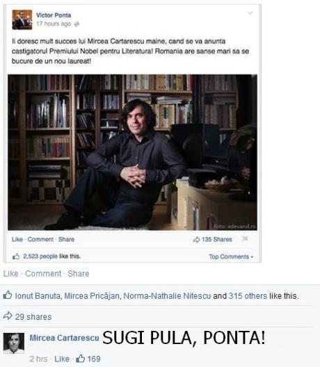 Cartarescu Ponta